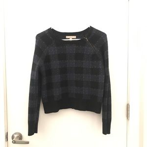 Blue Sweater from Banana Republic